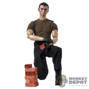 Tool: Chingadera Ind. 1/6th Red Brick (Set of 10)