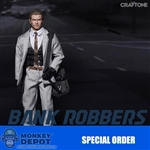 Boxed Figure: CraftOne Bank Robbers - Criminal Crew (CT-006B)