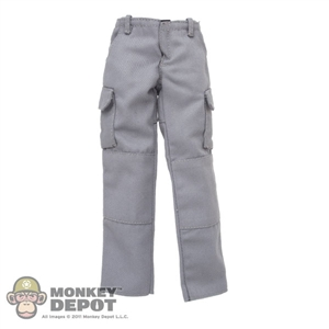 Pants: COO Models Grey Cargo Pants