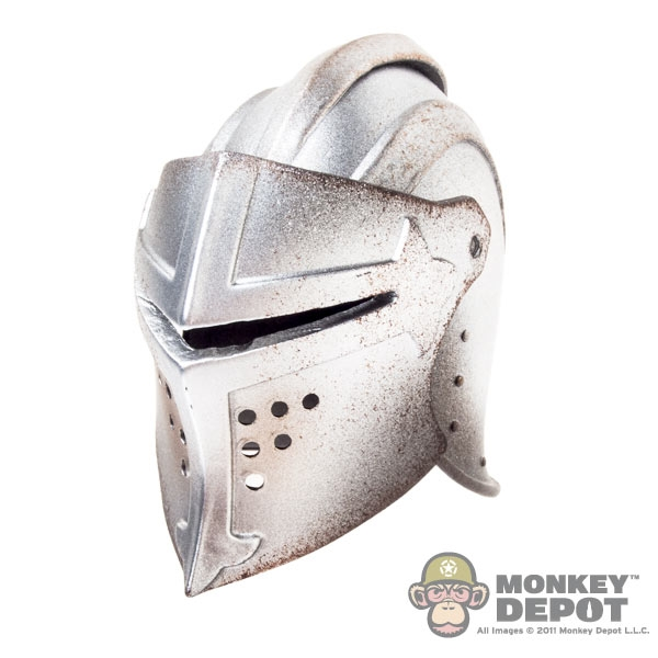 1//6 Scale Knight Helmet