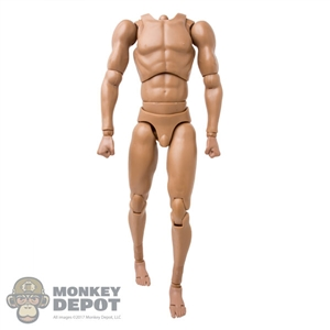 Figure: Coo Models Standard Tall Nude Body w/Hands & Feet