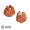Hands: Coo Models Male Weapon Grip Hand Set