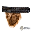 Wrap: Coo Models Mens Studded w/Fur