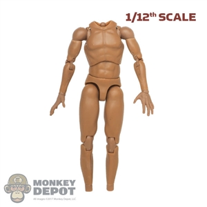 Figure: Coo Models 1/12th Base Body