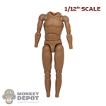 Figure: Coo Models 1/12th Base Body (No Pegs, Hands or Feet)