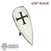 Shield: Coo Models 1/12th Teutonic Knight Shield
