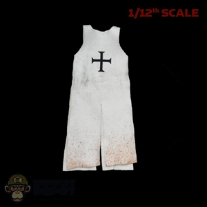 Robe: Coo Models 1/12th Mens Sleeveless Teutonic Knight Robe