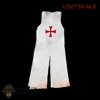 Robe: Coo Models 1/12th Mens Sleeveless Templar Knight Robe