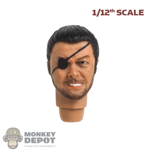Head: Coo Models 1/12th Date Masamune