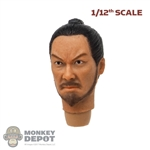 Head: Coo Models 1/12th Ashigaru