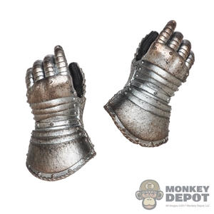 Hands: Coo Models Armored Hands Relaxed Grip (Plastic)