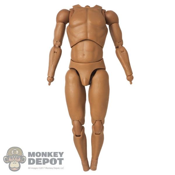 Monkey Depot - Figure: HY Toys Muscle Body w/Ankle + Wrist