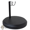 Stand: Coo Models Black Round Figure Stand