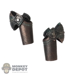 Armor: Coo Models Female Bronze Colored Elbow Guards
