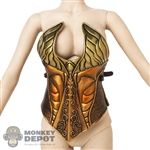 Armor: Coo Models Female Golden Chest + Back Armor