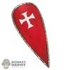 Shield: Coo Models Shield w/Red Cross