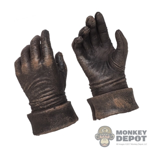 Hands: Coo Models Mens Brown Molded Relaxed