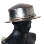 Helmet: Coo Models Mens Distressed Helmet (Metal)