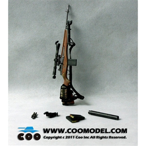 Carded Set: COO Models M14 Sniper Rifle (CM-X80015)