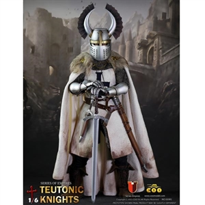 Boxed Figure: COO Models Teutonic Knights Medieval Period