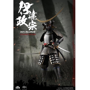 Boxed Figure: CooModels 1/12 Date Masamune (STANDARD EDITION) (CM-PE006)