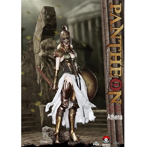 Boxed Figure: COO Models Goddess Of Wisdom Athena (CM-HS01)
