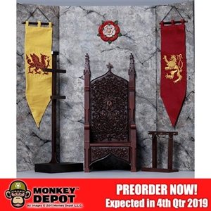 COO Models Henry VIII (Wolf Hall Version) Display Set (CM-SE048)