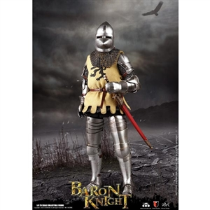 COO Model Die-Cast Alloy Baron Knight (CM-SE066)