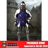 COO Model Die-Cast Alloy Knight Of The Spirit (CM-SE068)