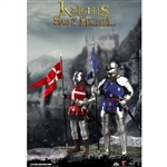 COO Model Die-Cast Alloy Knights Of Saint Michel (CM-SE070)
