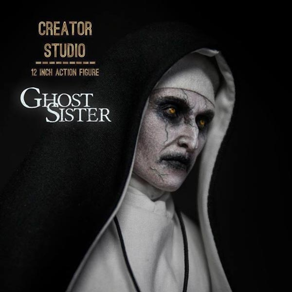 Ghost Sister 1:6 Female Boxed Action Figure by Creator Studio CRS-001