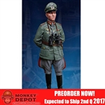 Statue: Collectors Showcase General Field Marshall Erwin Rommel (CS60012)