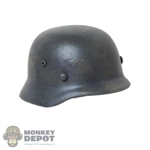 Helmet: CYYToys Mens Grey Metal Helmet