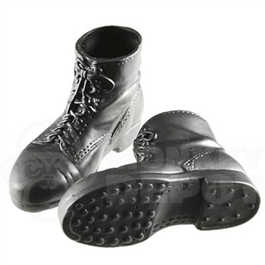 Boots Dragon German WWII Short Black Original Dragon Version