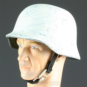 Helmet Dragon German WWII Whitewash Ann. Hans Version