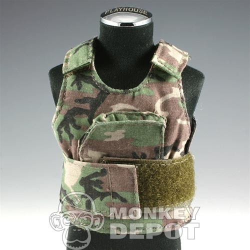Vest Dragon Ranger Body Armor Woodland About 48% of these are bullet proof vest, 13% are other police & military supplies, and 1% are other security & protection products. vest dragon ranger body armor woodland