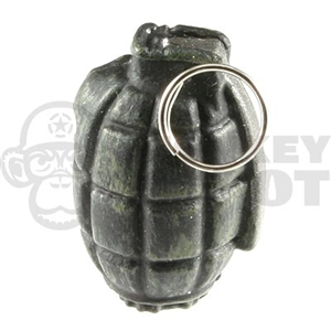 Grenade: Dragon British WWII Metal Pin