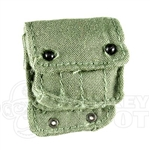 Pouch Dragon USMC WWII first aid pouch JUNGLE CLOTH
