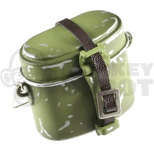 Tool Dragon German WWII Mess Kit GREEN 2003 Pattern