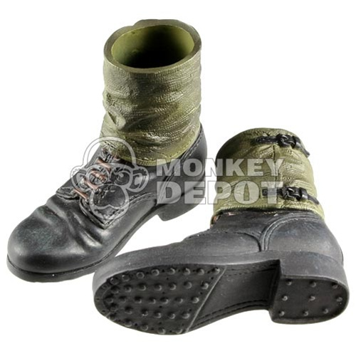 DID 1//6 Scale Loose WWII German Army Gaiters