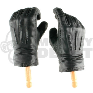 Hands Dragon German Black Gloved Ernst