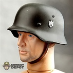 Helmet: Dragon German WWII M35 Double Decal