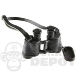 Binoculars Dragon German WWII Black Leatherlike Strap