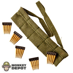 Ammo Dragon British WWII 303 Bandolier clips