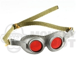 Goggles Dragon German WWII Gray  Zeiss Umbral