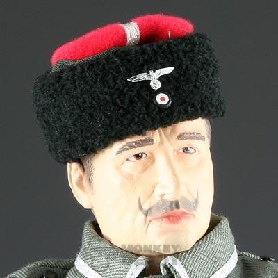 4f232365544 Hat Dragon German WWII Kuban Cossack Kubanka