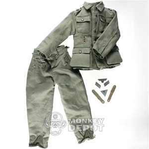 Uniform: Dragon German WWII M42 Heer
