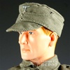 Hat: Dragon German WWII M43 Grey