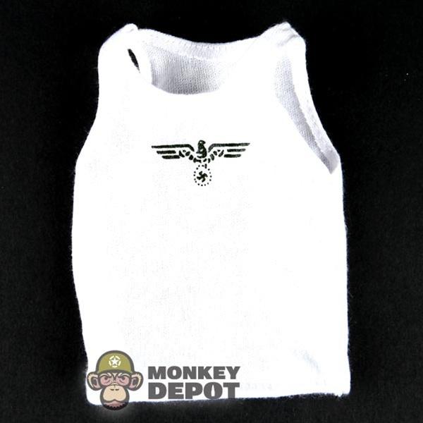 b621884d5662e Monkey Depot - Shirt  Dragon German WWII Tank Top Heer