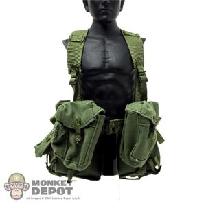 Vest: Dragon 58 Pattern Webbling Chest Rig